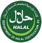 Сертификат HALAL