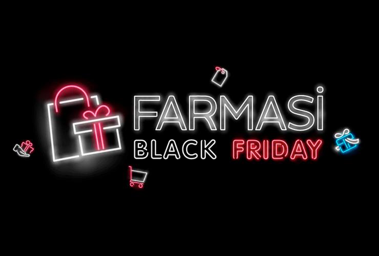 Black Friday! Мега-скидки на любимые товары Farmasi