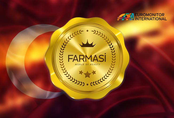 Farmasi стала номер один в Турции среди компаний прямых продаж