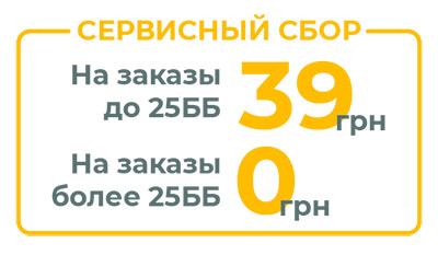 Доставка косметики Farmasi транспортным перевозчиком УкрПочта