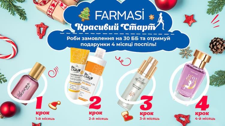Программы Farmasi Январь 2020